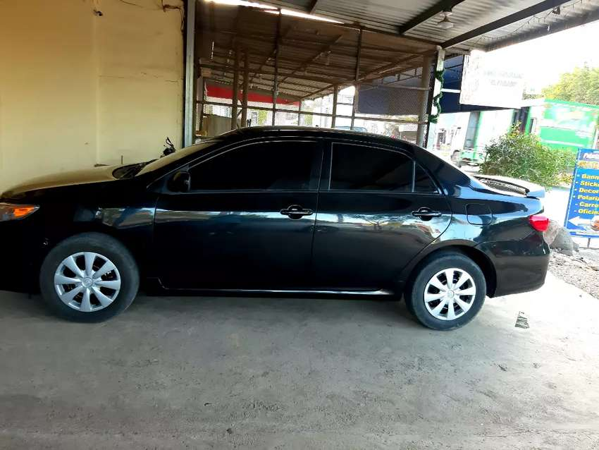 Toyota Corolla 2011 impecable 0