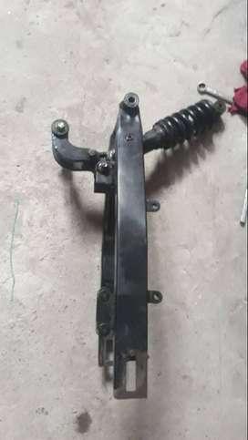 Amortiguador y Obscilante original DAytona 150 Cc