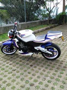 Se vende Moto cbr 600 en buen estado
