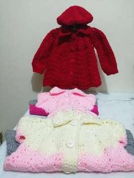Chompa Corte Princesa para Niña