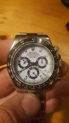 Reloj automático cronografo