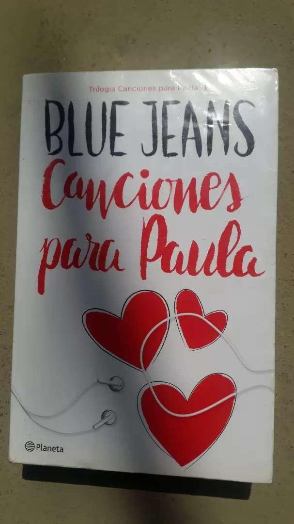 CANCIONES PARA PAULA (BLUE JEANS) nuevo 0