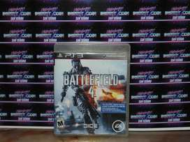 Battlefiled 4 PS3 Juego Play Station 3