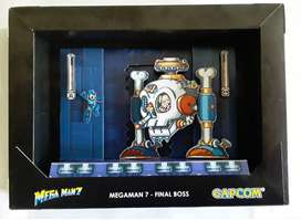 Diorama Mega Man 7 Super NES