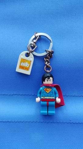 Llavero Superman Lego en Excelentes condiciones