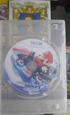 Videojuego mario Kart 8 Wii U Venta/Cambio