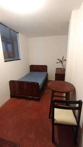 Alquilo habitaciones en mejor zona de san miguel, a una cuadra de CC Plaza San Miguel