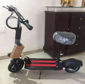 Scooter con silla