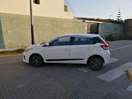 Toyota Yaris Hatchback  2015 full