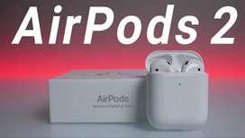 Auriculares Apple AirPods 2da Generacion Nuevo Original Caja Sellada!!!