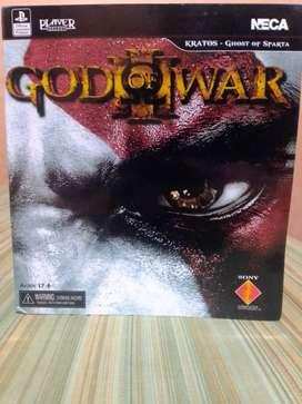 Kratos god of War NECA original