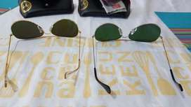 Vendo Las 2 Gafas Ray Ban