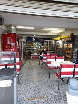 Se vende panadería super equipada acreditada