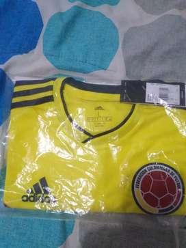 Camiseta selección Colombia Adidas original