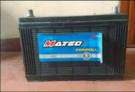 Bateria de camioneta