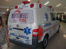 CONDUCTOR DE AMBULANCIA (NO SOAT)