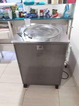 Se vende montaje helado tailandes