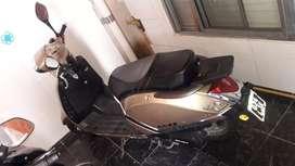 Vendo moto muy buena en buen estado lista para transferir