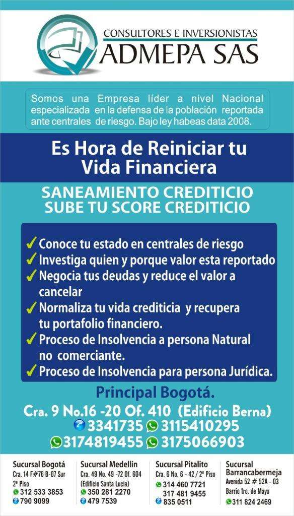 Procesos de Insolvencia Y Saneamiento 0