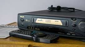 Video Grabadora Reproductora  - VCR  -  PHILIPS  -  VR755/77