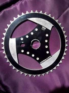 Proyecto de bicicleta bicicross