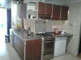 Mueble De Cocina (Bajo Mesada + Alacenas) 5 Cuerpos
