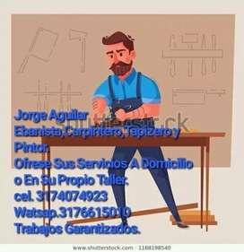 Servicios de carpintería en Cali