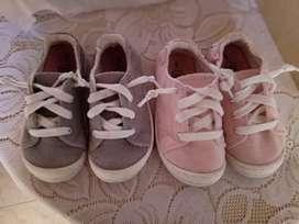 Zapatos para niña talla 9 Americanas