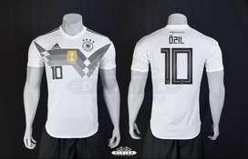 Camiseta Climachill Seleccion Alemania Mundial 2018 Kroos ozil 19-20