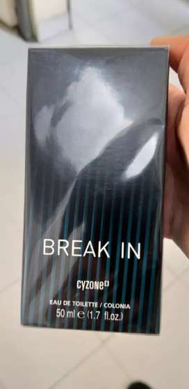Loción BREAK IN Eau de Toilette