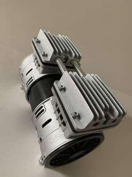 Compresor Seco Unidad Odontologica Libre De Aceite 1HP 110V NUEVOS 120PSI