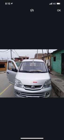 Minivan changhe 2013 transmision mecanica