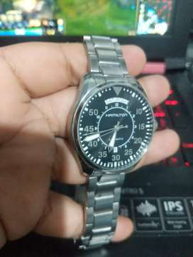 Vendo reloj Hamilton automático