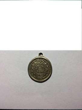 Medalla calendario Azteca