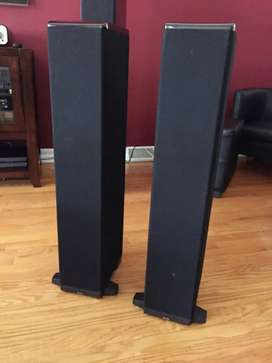 Boston (USA) bafles parlantes torres