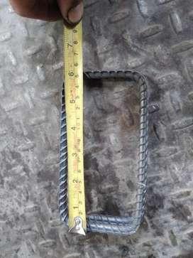 Varillas, figurados y todo tipo de material para la construcción