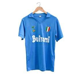 Camiseta Retro Napoli 1987