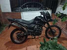 TTR 125 MODELO 2020