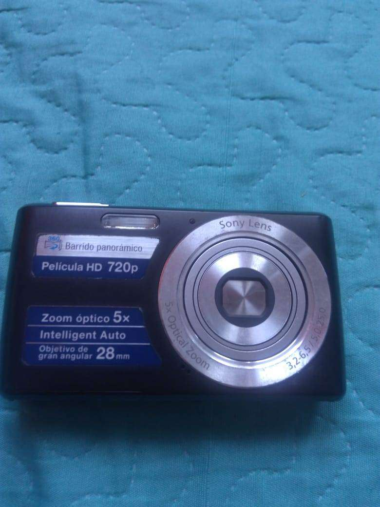 CAMARA DIGITAL SONY DSC W620