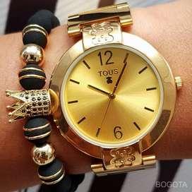 En venta reloj nuevo marca Tous de mujer