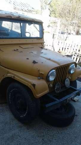 Vendo carroceria jeep ika corto carrozado