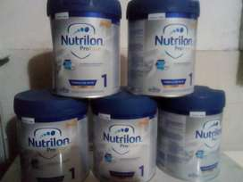 Leche Nutrilon profutura fórmula 1