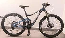 EN REBAJA! Bicicleta Liv Giant mujer MTB montaña XC 27.5 Liv talla S.
