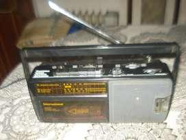 Radiograbador International Am/fm/sw Exc Sonido No Envio