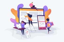 Diseño gráfico profesional / Páginas web / Redes sociales