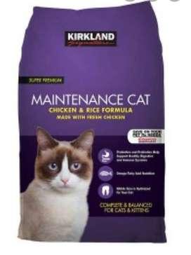 Kirkland Signature gato 1 KG