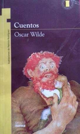 PLAN LECTOR cuentos Oscar Wilde Ed Norma