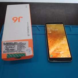 Samsung j6 en perfecto estado con su