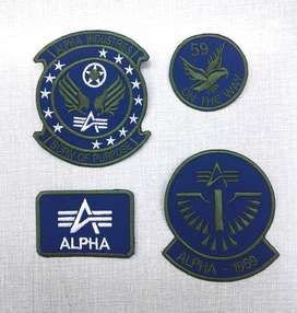 escudos parches y apliques bordados