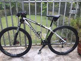 Cannondale lefty 3 carbono rin 29 biplato xt sram